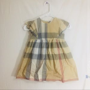 Burberry girl dress